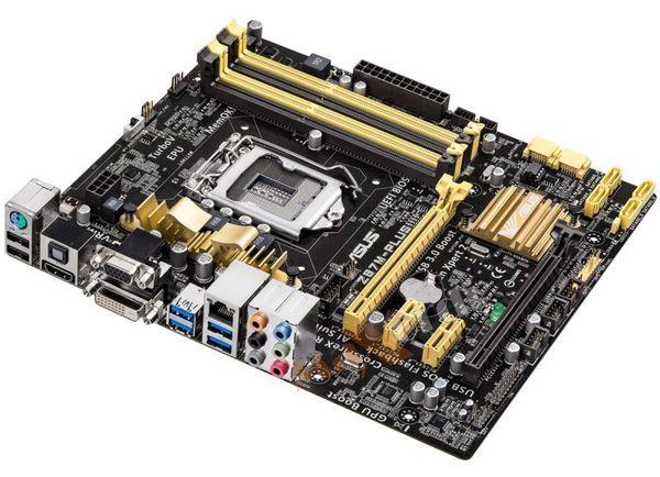 [DOSSIER] Overclocking d'un Intel core i5 4670K - 2° partie ASUS-Z87M-Plus-C2