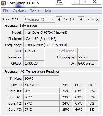 [DOSSIER] Overclocking d'un Intel core i5 4670K - 3° partie Coretemp-4-4ghz