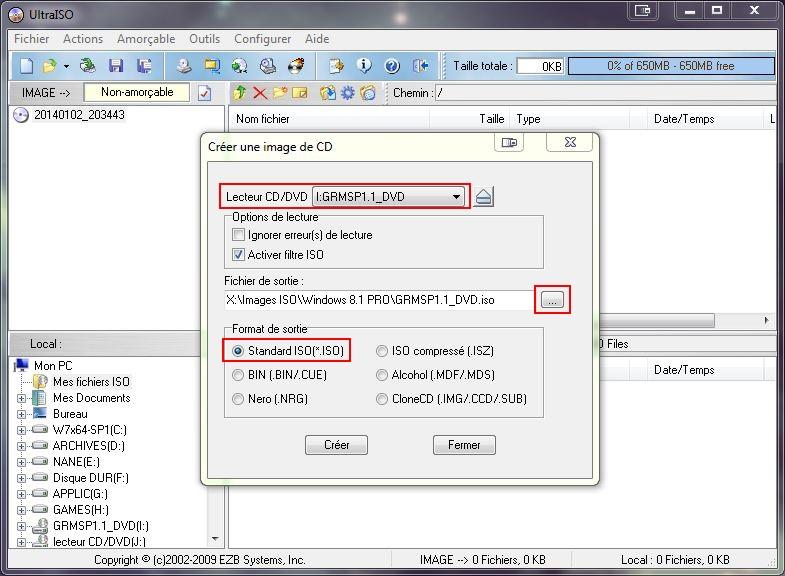 [DOSSIER] Créer une image ISO du DVD de Windows 7 Dvd7-2