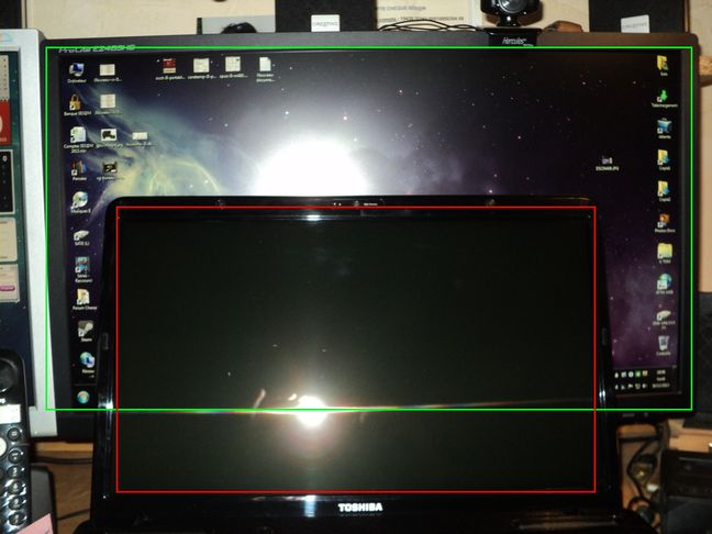 Portable ou PC de bureau ? Ecran-portable-vs-bureau
