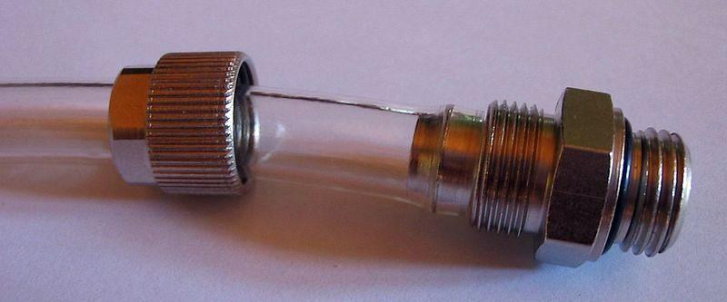 [DOSSIER] Un exemple concret de circuit de watercooling Embout-coiffe-tuyau
