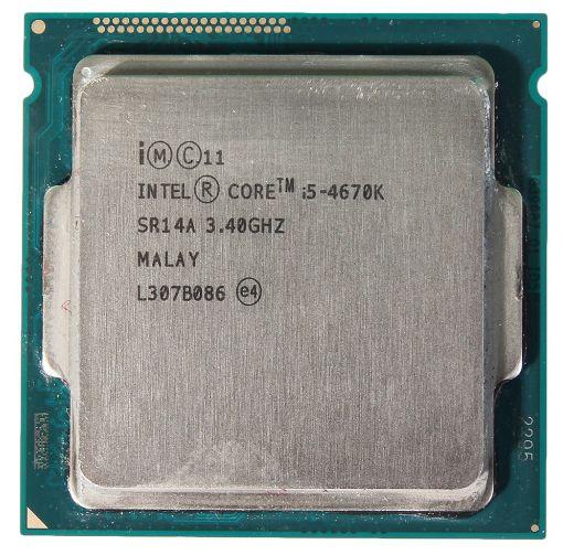 [DOSSIER] Overclocking d'un Intel core i5 4670K - 1° partie I5-4670k