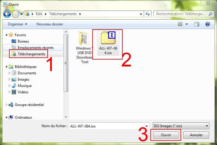 [DOSSIER] Installer Windows 7 à partir d'une clé USB Usb-dvd-2