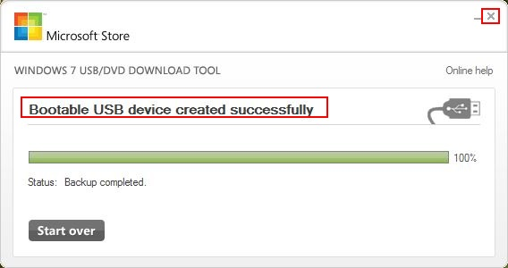 [DOSSIER] Installer Windows 7 à partir d'une clé USB Usb-dvd-7