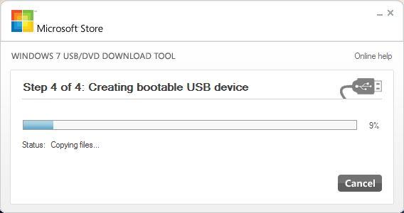 WINDOWS 10 1709 (installer, télécharger l'ISO et créer une clé ou DVD) Usb-dvd-5