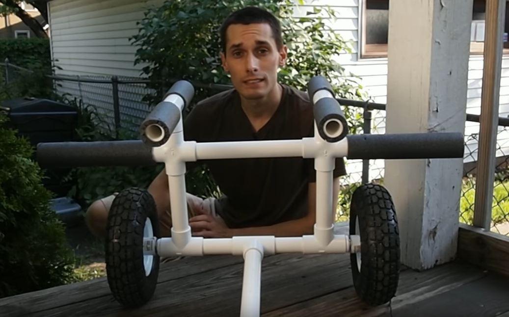 7 - Fabriquer son chariot soi-même Chariot%20pvc