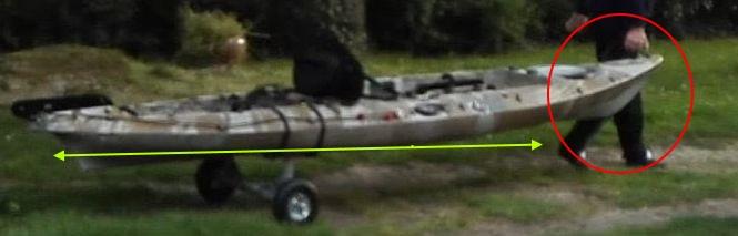 3) PROJET N°2 : coupe, montage, collage, pesée et tests Kayak-tire-a