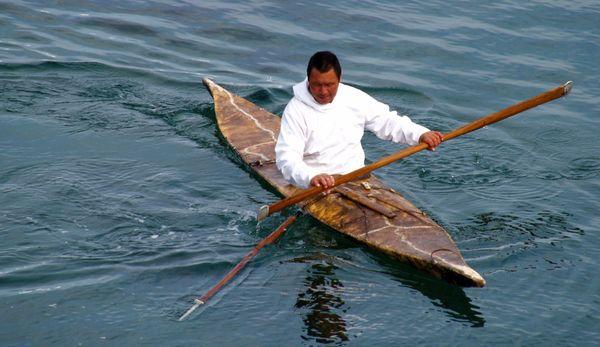 Un peu d'histoire... Kayak-inuit-2a