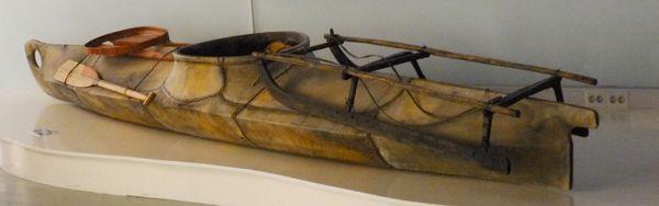 Un peu d'histoire... Kayak-inuit-a