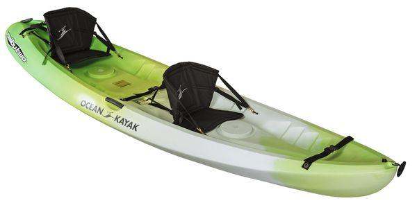 Un peu d'histoire... Kayak-sot-allure