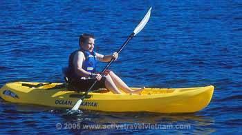 Une embarcation polyvalente pour naviguer en lac, en rivière ou en mer ? Kayak-sot