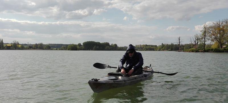 Sortie sur le l'étang d'Ecluzelles Albo-800