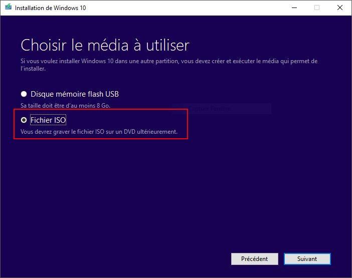 WINDOWS 10 1709 (installer, télécharger l'ISO et créer une clé ou DVD) Creator-3